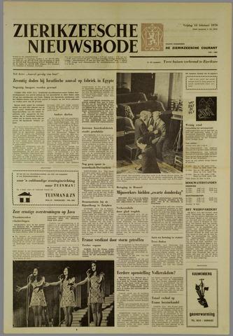 Zierikzeesche Nieuwsbode 1970-02-13