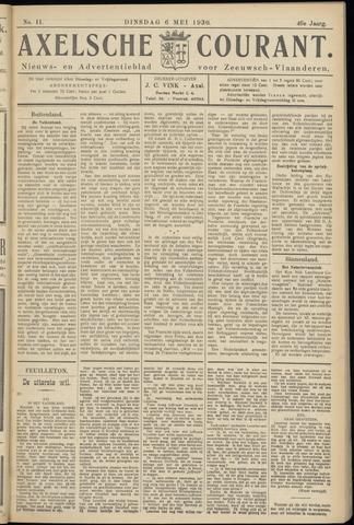 Axelsche Courant 1930-05-06