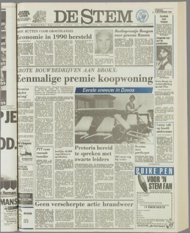 de Stem 1985-11-08