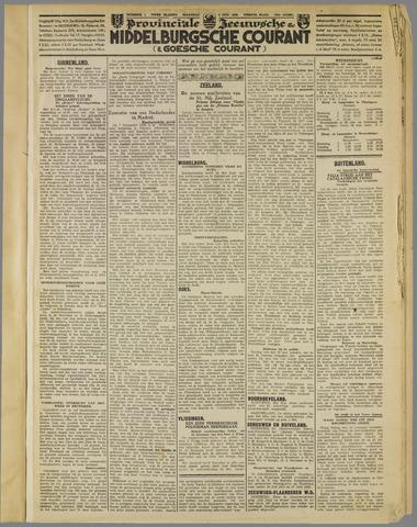 Middelburgsche Courant 1939