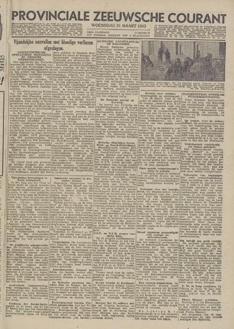 Provinciale Zeeuwse Courant 1943-03-31