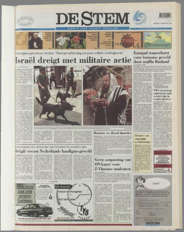 de Stem 1997-08-01