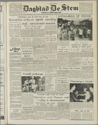 de Stem 1956-05-14