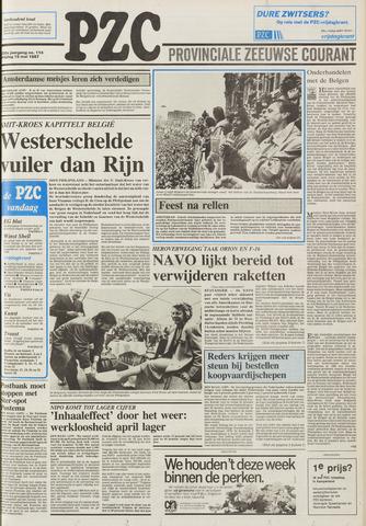 Provinciale Zeeuwse Courant 1987-05-15
