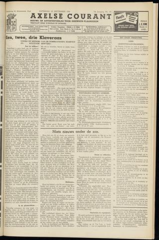 Axelsche Courant 1956-09-29