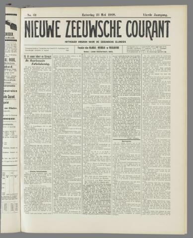 Nieuwe Zeeuwsche Courant 1908-05-23