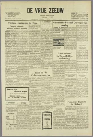 de Vrije Zeeuw 1963-01-14