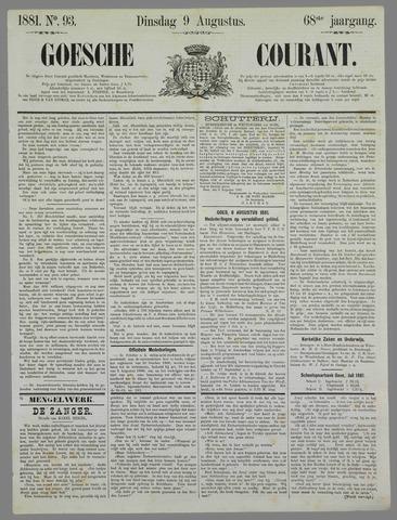 Goessche Courant 1881-08-09