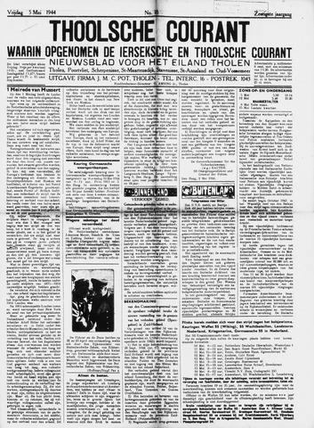 Ierseksche en Thoolsche Courant 1944-05-05