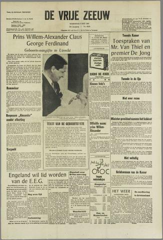de Vrije Zeeuw 1967-05-03