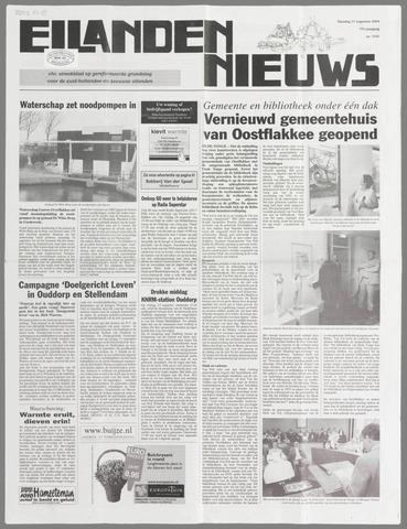 Eilanden-nieuws. Christelijk streekblad op gereformeerde grondslag 2004-08-17