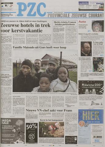Provinciale Zeeuwse Courant 2006-12-15