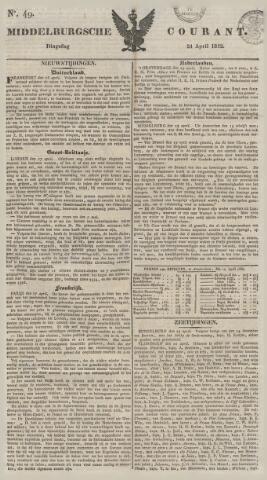 Middelburgsche Courant 1832-04-24