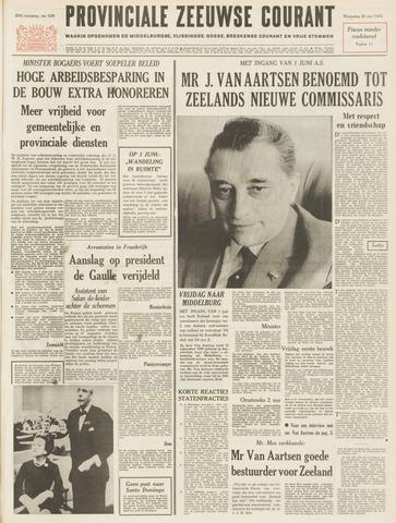 Provinciale Zeeuwse Courant 1965-05-26