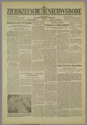 Zierikzeesche Nieuwsbode 1952-11-24