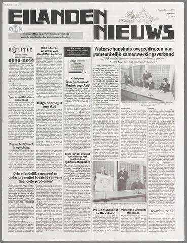Eilanden-nieuws. Christelijk streekblad op gereformeerde grondslag 2005