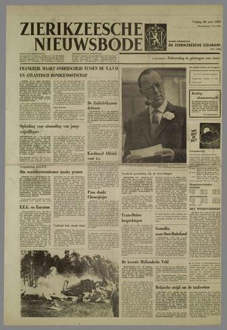 Zierikzeesche Nieuwsbode 1963-06-28