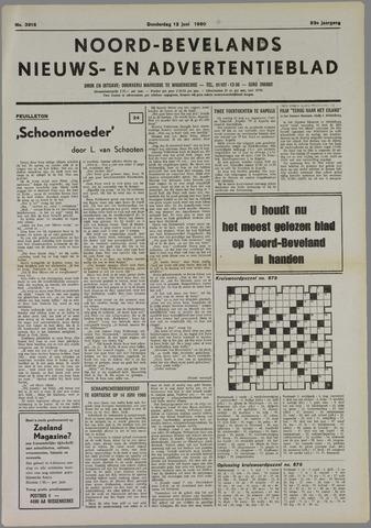 Noord-Bevelands Nieuws- en advertentieblad 1980-06-12