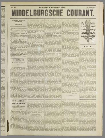 Middelburgsche Courant 1925-02-07