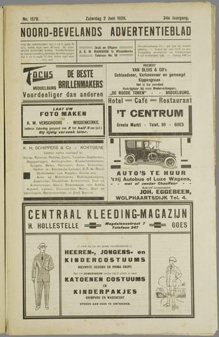 Noord-Bevelands Nieuws- en advertentieblad 1928-06-02