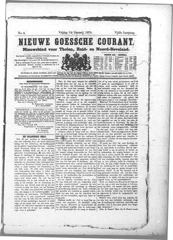 Nieuwe Goessche Courant 1870-01-14
