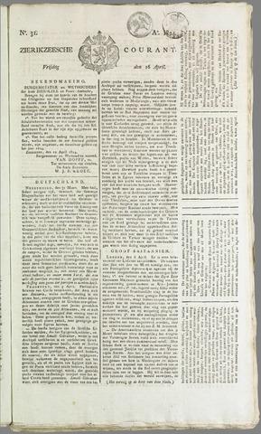 Zierikzeesche Courant 1824-04-16