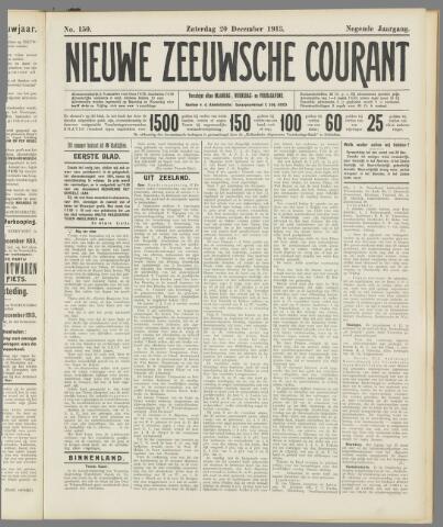 Nieuwe Zeeuwsche Courant 1913-12-20
