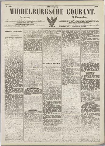 Middelburgsche Courant 1901-12-21