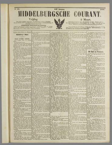 Middelburgsche Courant 1906-03-02