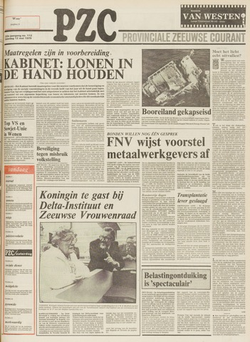 Provinciale Zeeuwse Courant 1979-05-12