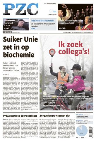 Provinciale Zeeuwse Courant 2014-12-04