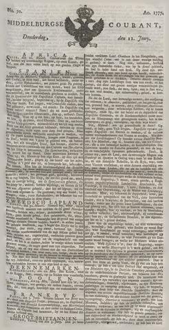 Middelburgsche Courant 1777-06-12