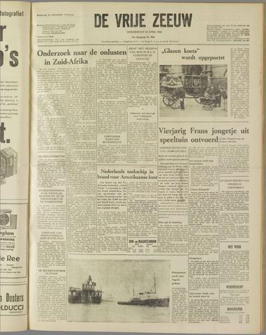de Vrije Zeeuw 1960-04-14