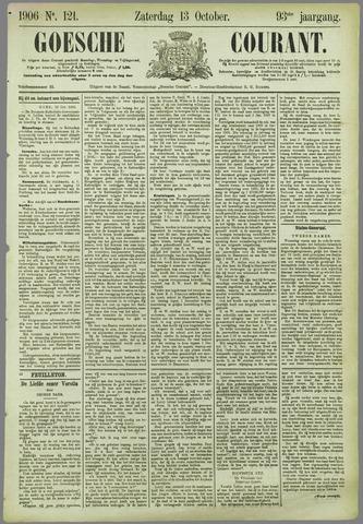 Goessche Courant 1906-10-13