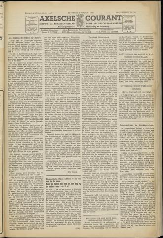 Axelsche Courant 1950-01-07