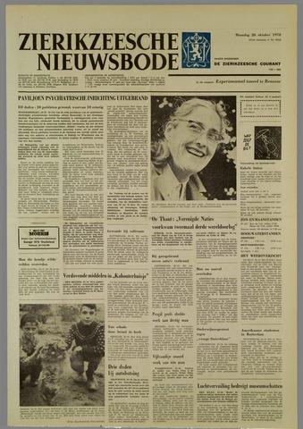 Zierikzeesche Nieuwsbode 1970-10-26