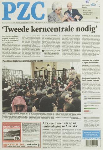 Provinciale Zeeuwse Courant 2008-01-23
