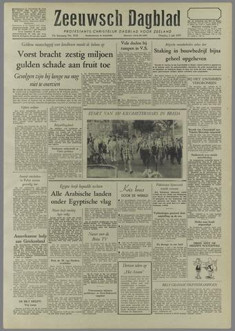 Zeeuwsch Dagblad 1957-07-02