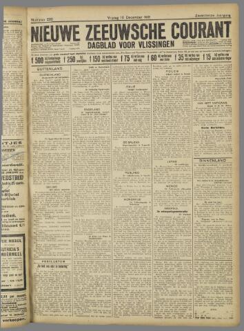 Nieuwe Zeeuwsche Courant 1921-12-16