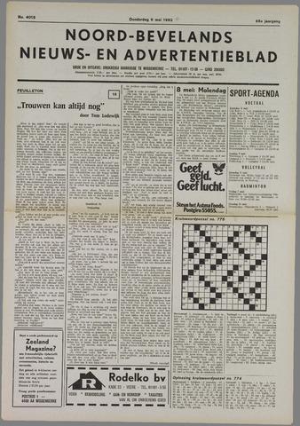 Noord-Bevelands Nieuws- en advertentieblad 1982-05-06