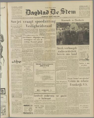 de Stem 1958-04-19
