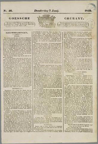 Goessche Courant 1849-06-07
