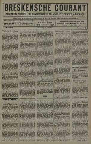 Breskensche Courant 1925-07-29