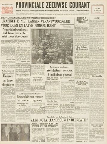 Provinciale Zeeuwse Courant 1964-04-10