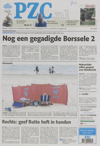 Provinciale Zeeuwse Courant 2010-09-07