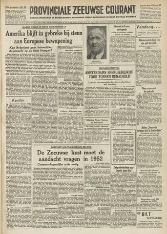 Provinciale Zeeuwse Courant 1952-03-06