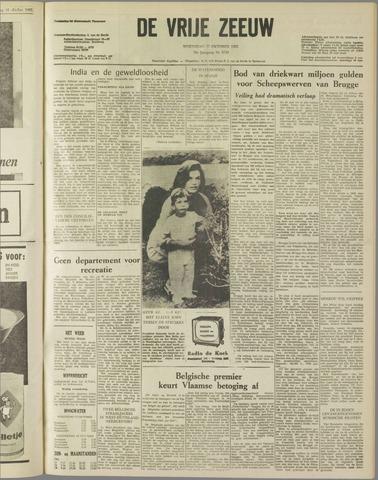 de Vrije Zeeuw 1962-10-17