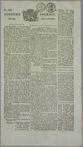 Goessche Courant 1826-11-27