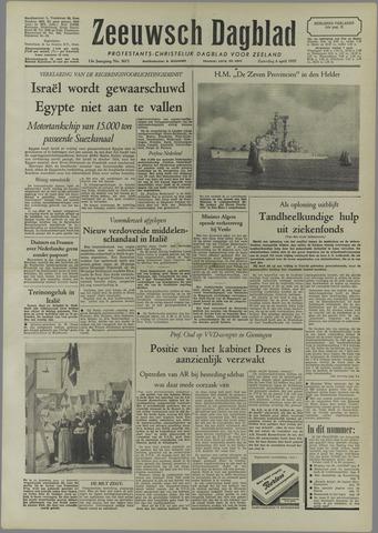 Zeeuwsch Dagblad 1957-04-06
