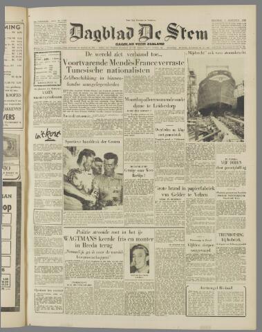 de Stem 1954-08-02